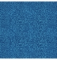 Background with shiny blue sequins Eps 10 vector image