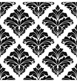 Geometric seamless arabesque pattern vector image