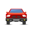 Car pickup truck vechicle transport isolated on vector image