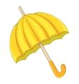 Umbrella icon cartoon style vector image