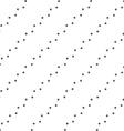 Animal paw footprint seamless pattern Diagonal pet vector image