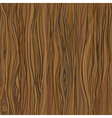 abstract seamless flat wooden texture Wooden vector image