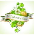 St Patrick's vector image