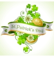 St Patrick's vector image