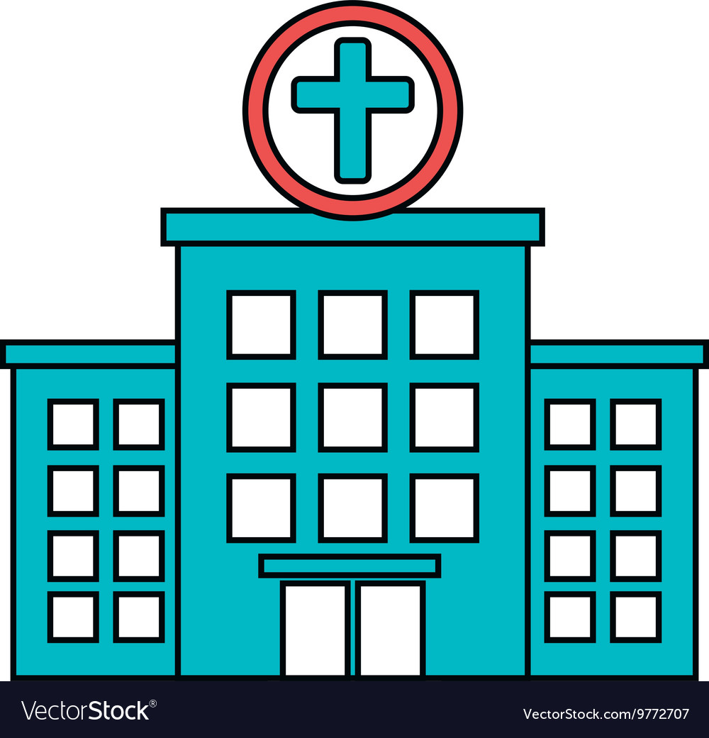 Medical healthcare theme design icon vector