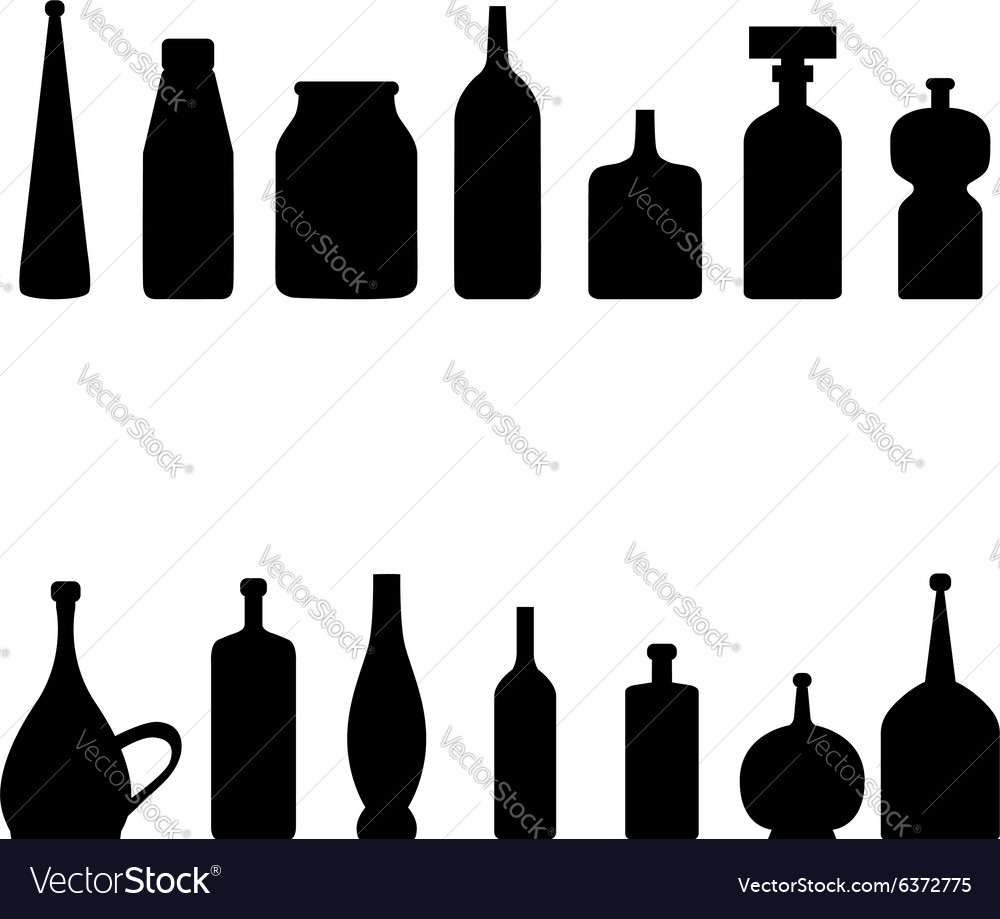 Botles vector