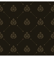 Luxury king background vector image