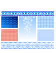Background for celebratory cards vector image