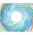 whirlpool background waves vector image