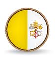 Vatican City Seal vector image