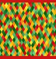 diamond pattern seamless lozenge background vector image