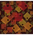 abstract squares pattern vector image