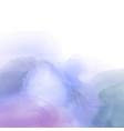 Abstract watercolour texture vector image