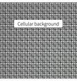 cellular background vector image