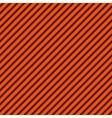 Geometric orange and black lines seamless pattern vector image