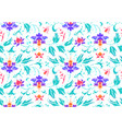 oriental ornament seamless pattern vector image