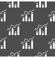 Business Charts Pattern vector image