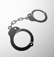 handcuffs Stock vector image