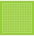 Blueprint background Green vector image