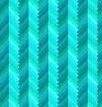 Abstract Blue 3D Pattern vector image