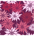 Beautiful hawaii floral background vector image