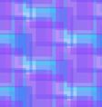 Abstract Blue and Lilac Pattern from Squares vector image
