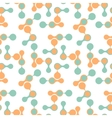 Metaball Seamless Pattern vector image