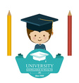 Education design vector image vector image