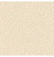 Cute lines and polka dots texture vector image