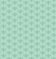 mint green background vector image