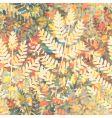 floral wallpaper tile vector image