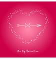 Heart 8 vector image