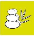 spa icon design vector image