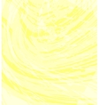 Abstract yellow background with stains vector image