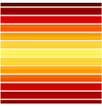 seamless red yellow stripes pattern vector image vector image