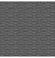 seamless brick pattern vector image