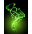 Neon Glow Background vector image vector image