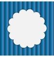 Frame in Paper Vintage Seamless Background vector image vector image