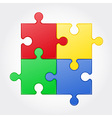 puzzle 02 vector image