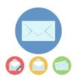 mail symbol vector image