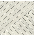 White Diagonal Planks vector image