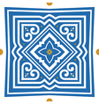 Pattern Motifs from traditional culture of Laos vector image