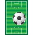 football soccer 01 vector image