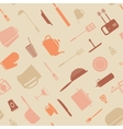 Symbol kitchen pattern vector image