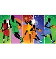 club basketball champions vector image
