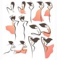 Flamenco style Vector Image