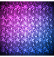 Abstract colorful light background vector image
