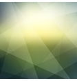 Background with sunset Abstract vector image