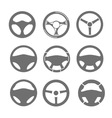 Driving Wheel Set vector image