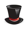 Festive hat vector image